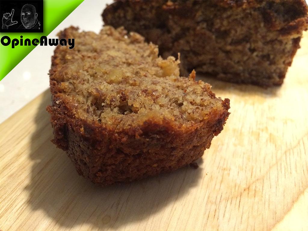 Almond Meal Banana Bread